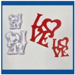 Marcador De Coração Love