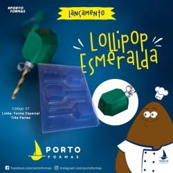 Forma Lolipop Esmeralda