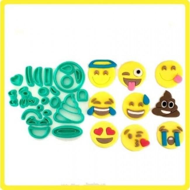 Cortador Kit Emoji Modulado