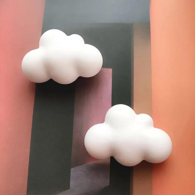 Molde De Silicone Nuvem