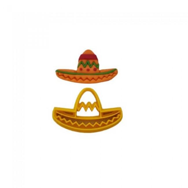 Cortador Chapeu Mexicano