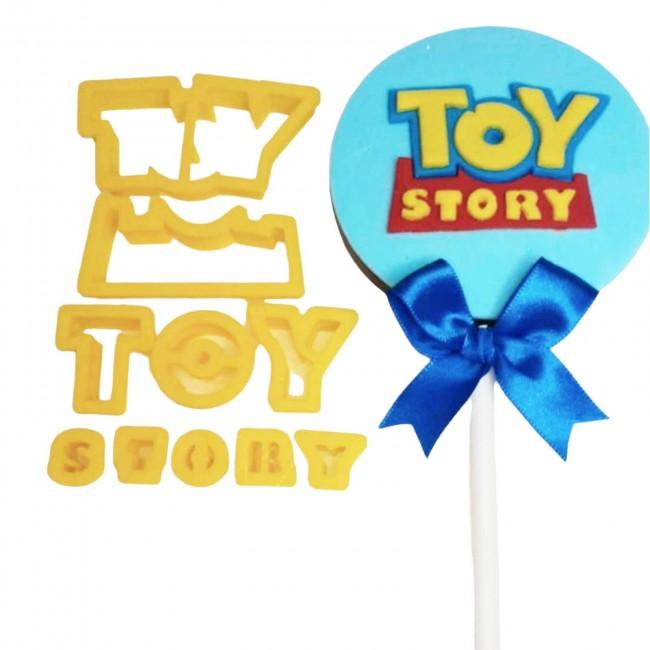 Cortador Logo Toy Story