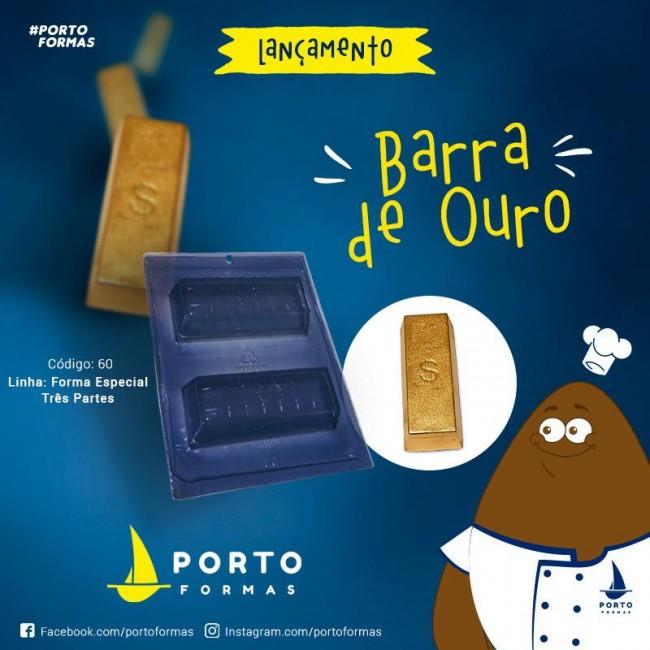 Forma Barra De Ouro Especial