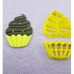 Cortador de Cupcake I 3cm para Decorar