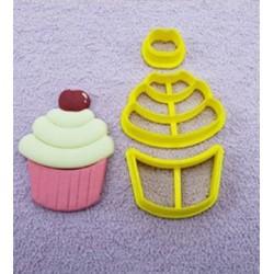 Cortador de Cupcake II 3cm para Decorar