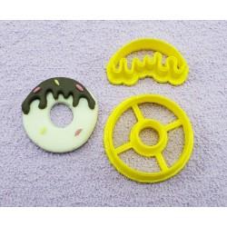 Cortador Donuts Grande 5cm para Confeitar